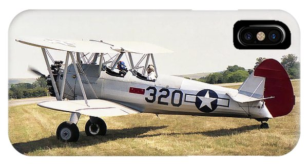 Boeing Stearman IPhone Case