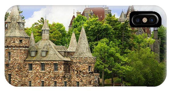 Boldt Castle IPhone Case
