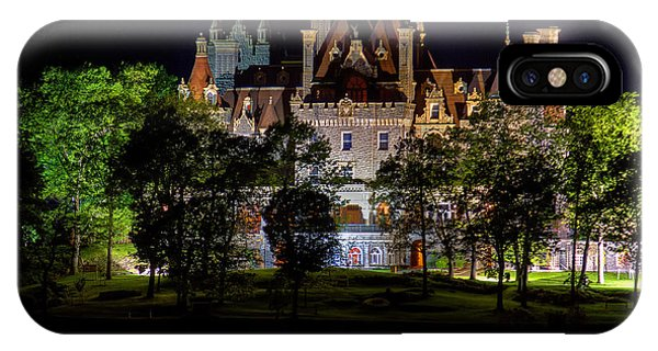Boldt Castle On Heart Island IPhone Case
