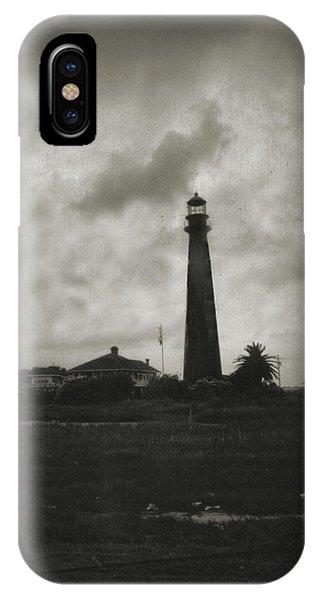 Bolivar Lighthouse IPhone Case