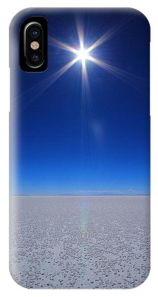 Bolivian Salt IPhone Case