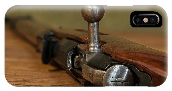 Bolt Action IPhone Case