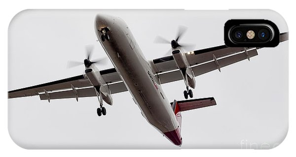 Bombardier Dhc 8 IPhone Case