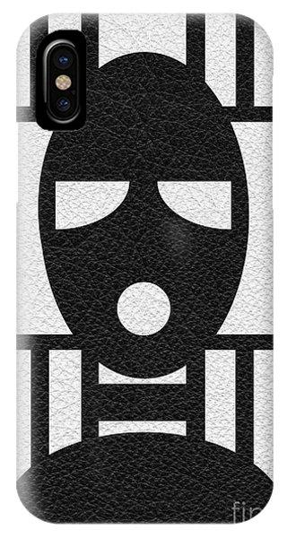 Bondage Mask IPhone Case