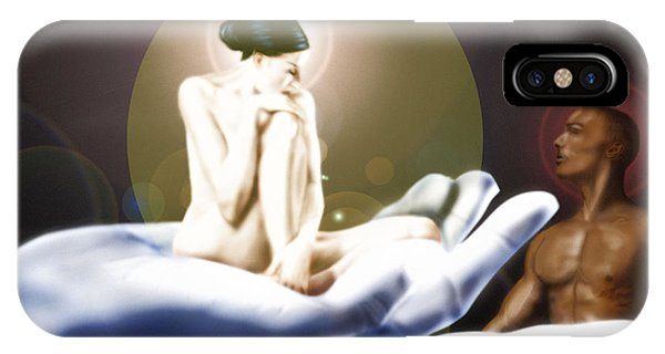 Bone Of My Bone IPhone Case
