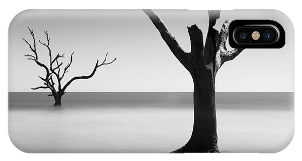 Bull iPhone Case - Boneyard Beach - IIi by Ivo Kerssemakers
