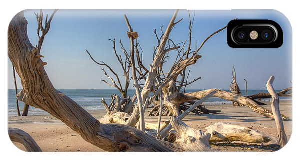 Boneyard Beach IPhone Case