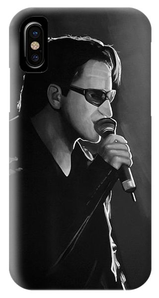 Bono IPhone Case