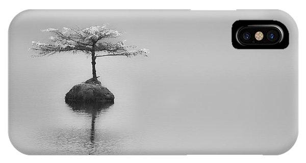 Bonsai At Fairy Lake IPhone Case