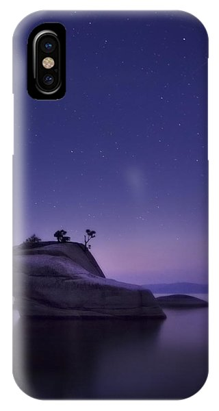 Shooting iPhone Case - Bonsai Island by Sean Foster
