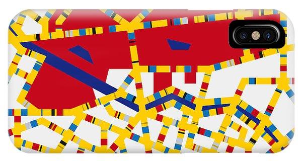 Design iPhone Case - Boogie Woogie Berlin by Chungkong Art