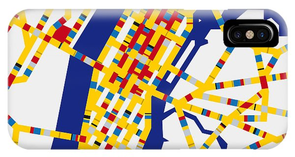 Boogie Woogie New York IPhone Case