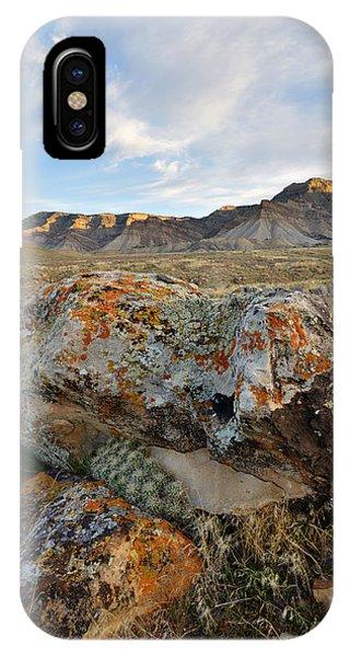 Bookcliffs 145 IPhone Case