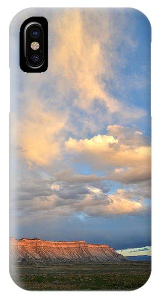 Bookcliffs 170 IPhone Case