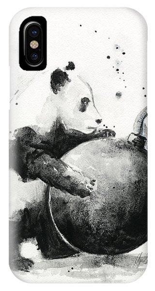 Boom Panda IPhone Case