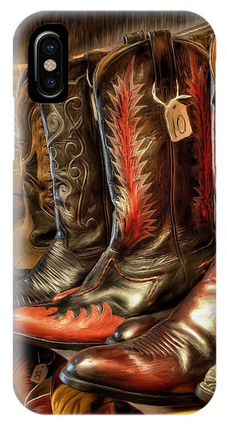 Boot Rack IPhone Case