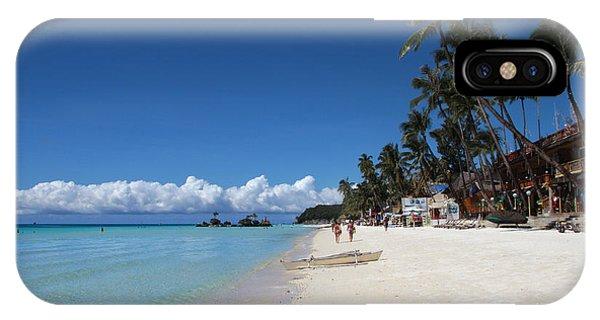 Boracay Beach IPhone Case