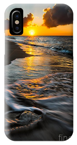 Boracay Sunset IPhone Case