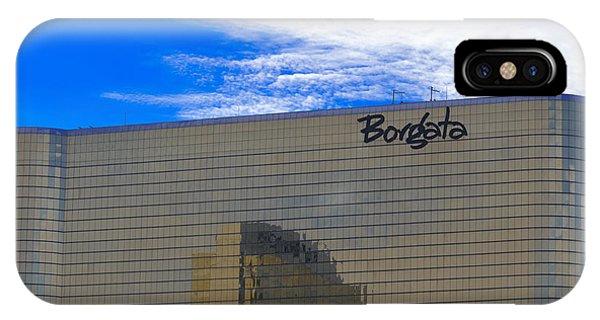 Borgata IPhone Case