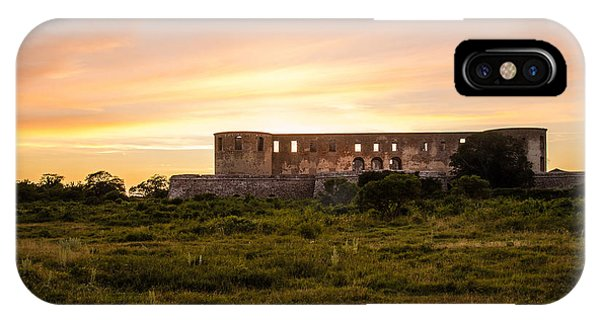 Borgholm Castle In Sweden IPhone Case