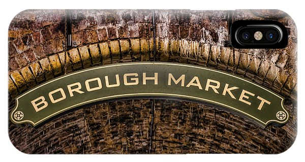 Borough Archway IPhone Case