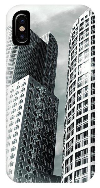 Boston Architecture IPhone Case