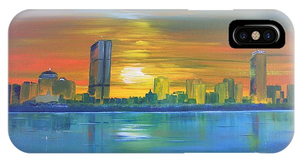 Boston II IPhone Case