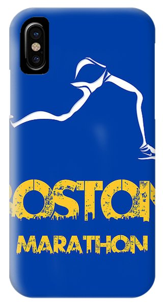 Boston Marathon2 IPhone Case
