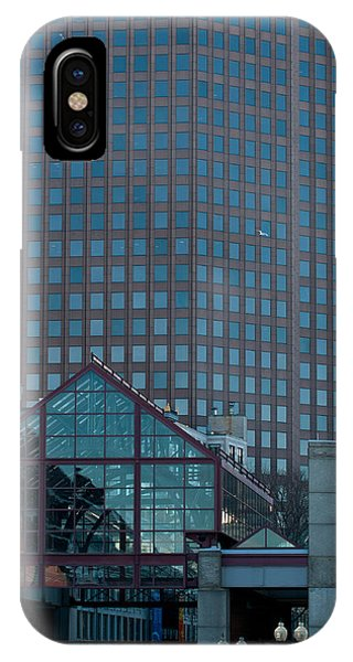 Boston Reflections IPhone Case