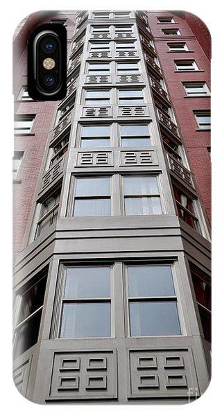 Boston Skyscraper IPhone Case