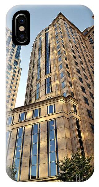 Boston Skyscrapers IPhone Case