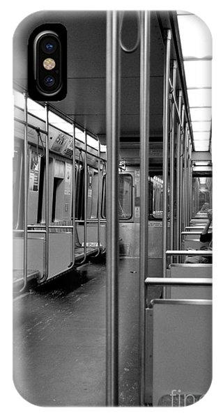 Boston Subway  IPhone Case