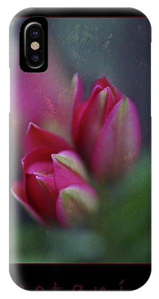 Botanic IPhone Case