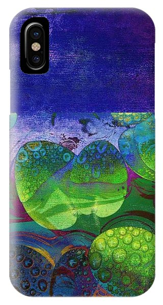 Botanical Elements II Phone Case by Ricki Mountain