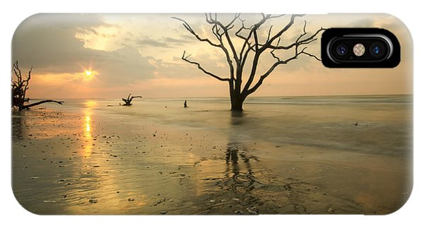 Botany Bay Beach IPhone Case
