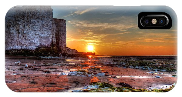 Botany Bay Sunset IPhone Case