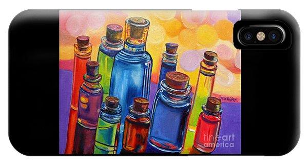 Bottled Rainbow IPhone Case
