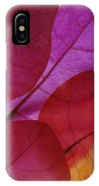 Bougainvillea IPhone Case