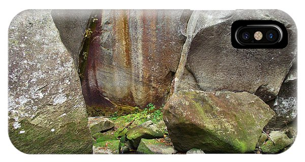 Boulders By The River IPhone Case