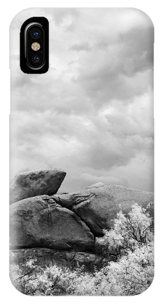 Boulders In Another Light IPhone Case