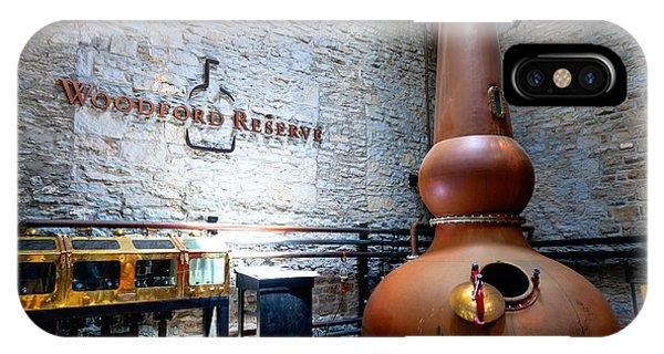 Bourbon Distillery IPhone Case