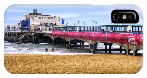 Bournemouth iPhone Case - Bournemouth Pier by Joana Kruse
