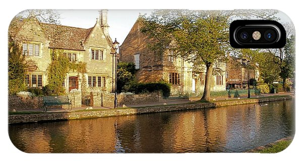 Bourton On The Water IPhone Case
