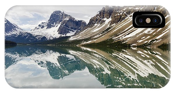 Bow Lake IPhone Case