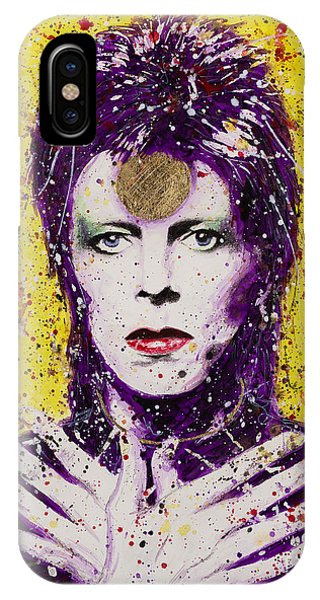 Bowie IPhone Case