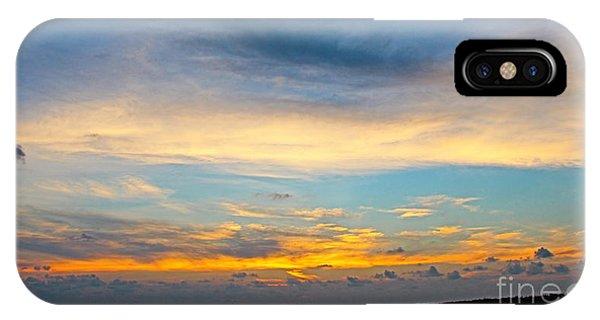 Bowman's Beach Sunset IPhone Case
