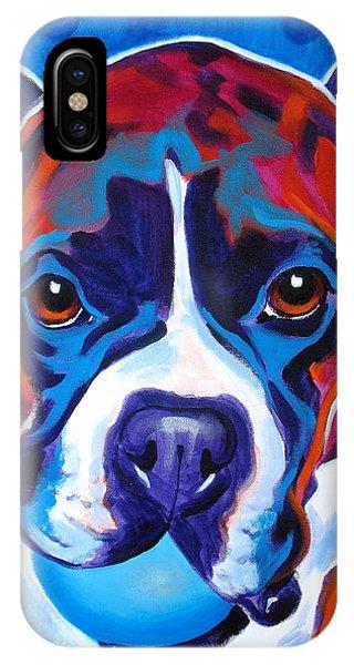 Boxer - Atticus IPhone Case