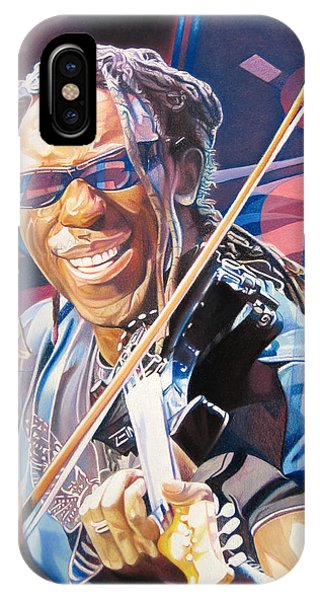 Boyd Tinsley And 2007 Lights IPhone Case
