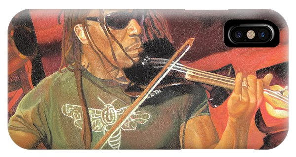 Boyd Tinsley At Red Rocks IPhone Case