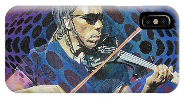 Boyd Tinsley Pop-op Series IPhone Case
